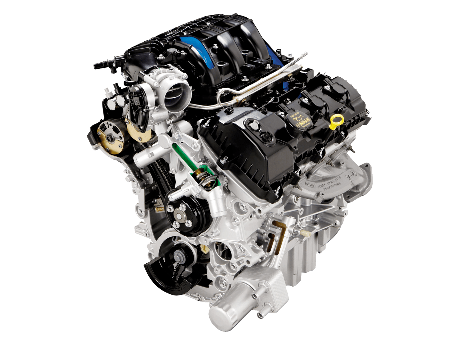 Mustang owners worldwide will welcome the new world v 6 engine for the ford mustang the ancient 4 0 liter sohc v 6 truck engine that was the base engine
