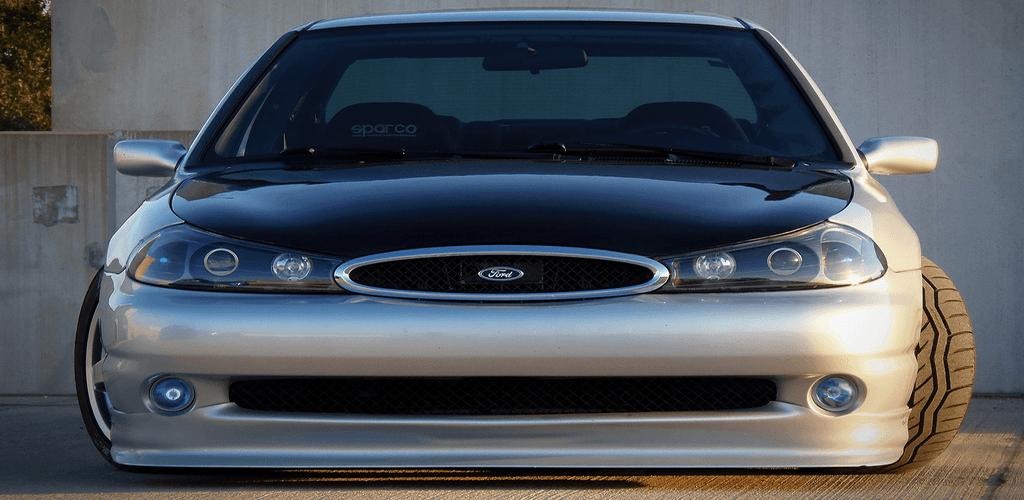 2005 2013 Mustang GT V6 GT500 Hawk HPS Brake Pads Rear